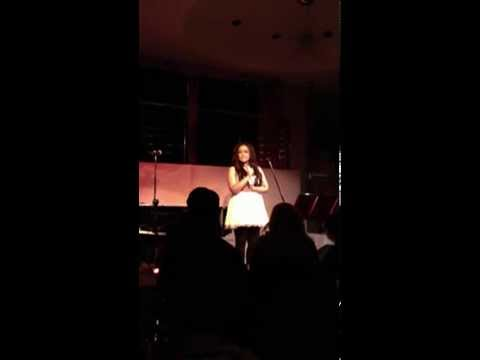 With You from Ghost The Musical sung by Tori Allen-Martin