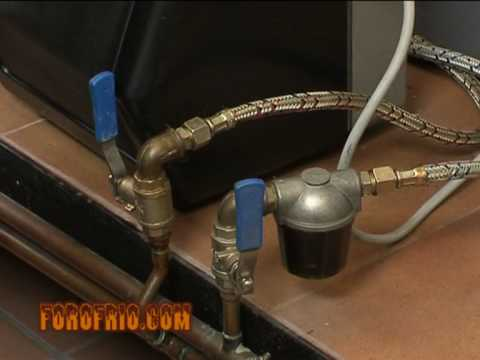 Mantenimiento de la bomba de doovi for Bomba calefaccion gasoil