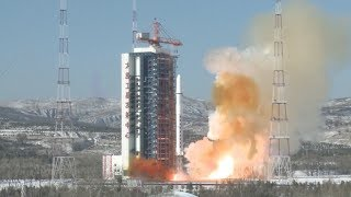 China Launches Remote Sensing Satellites SuperView 1-03/04