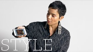 Inside the phone of Zoe Kravitz | Camera Roll | The Sunday Times Style