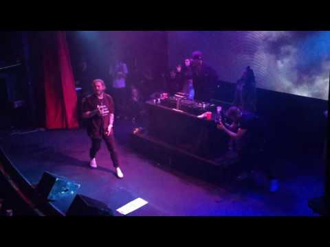 "Post Malone ""deja Vu"" Feat Justin Bieber Live In Denver 9-18-16"