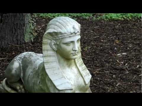 Garden at Morven Museum & Garden - Princeton, N. J.