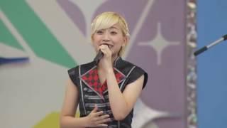 Sakura Gakuin TIF2016 @SMILE GARDEN [ Aiko sang 'Moshimo Unmei no H...