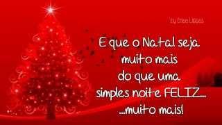 Mensagem de Natal e Ano Novo 2014/2015