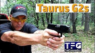 Taurus G2s - Range Review - TheFireArmGuy