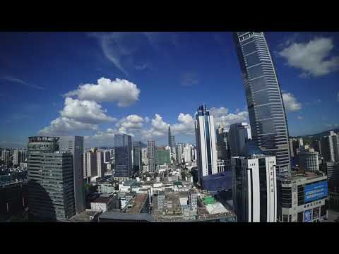 Shenzhen Huaqiangbei Sony AS300 time lapse