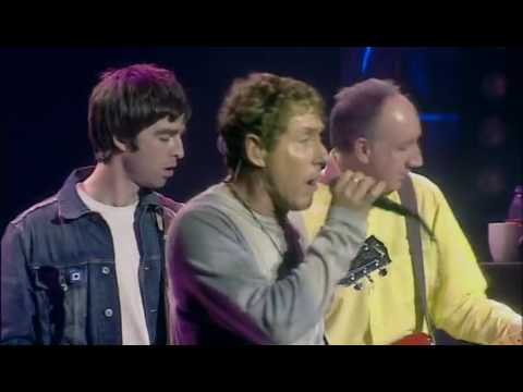 Won't Get Fooled Again -The Who Live at the Royal Albert Hall with Noel Gallagher