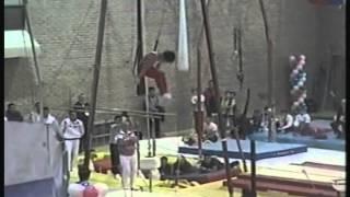 Rings - Gymnast 7 (Voronin Cup 2012)