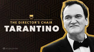Download Quentin Tarantino Explains How to Write & Direct Movies | The Director's Chair Mp3 and Videos