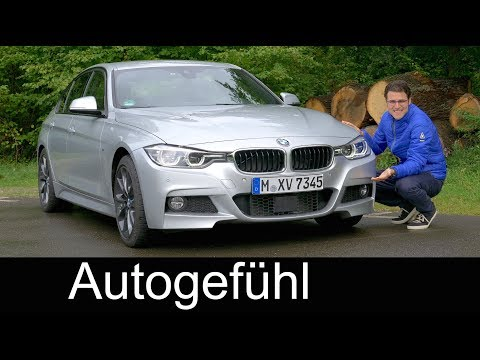 BMW 3 Series 330i M Sport FULL REVIEW 3er BMW test 2017/2018