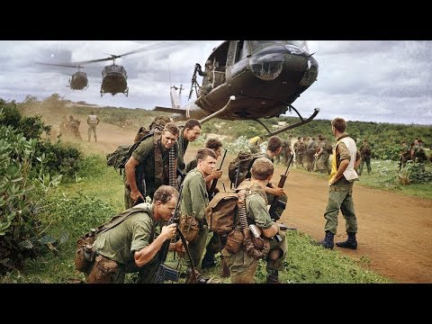 Vietnam War - Music Video - Light My Fire