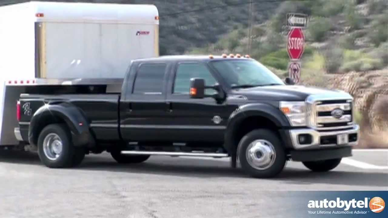 2012 ford f250 road test truck review