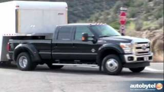 2012 Ford F250 Road Test & Truck Review