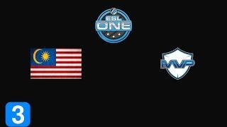 Highlights TeamMalaysia vs MVP Phoenix Game 3- ESL One Frankfurt 2015