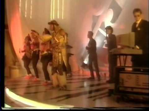 Art Of Noise  3x UK TV Performances, Peter Gunn, Kiss & Yebo