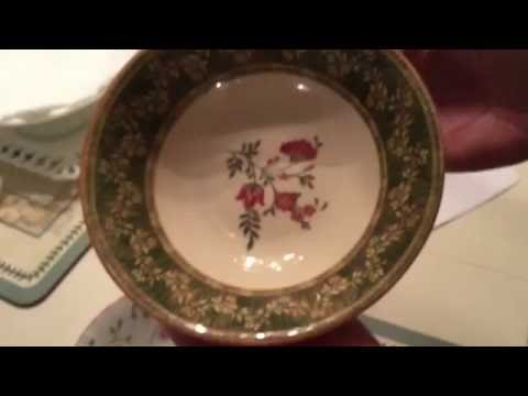 How to make money buying expensive fine/bone China at Goodwill & thrift stores part 2