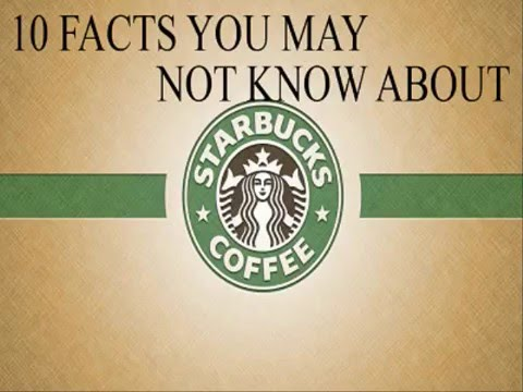 list at least five things you know about starbucks 10 stupid things starbucks customers do 1 18 confessions of a former starbucks barista 19 things you didn't know about being a the most/least.