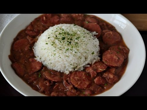 Creamy Louisiana Red Beans and Rice -The Best Version