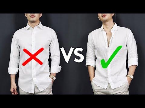LINEN VS COTTON | Linen Guide for Men | How To Wear Linen