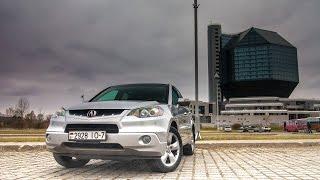 Тестдрайв: Acura Rdx Base (2008my)