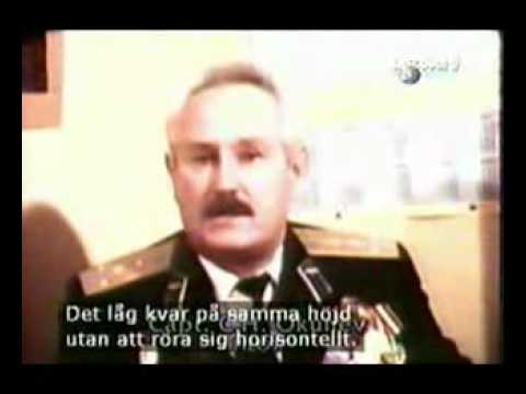 Voronezh, Russia UFO Landing and Giant aliens September 27, 1989