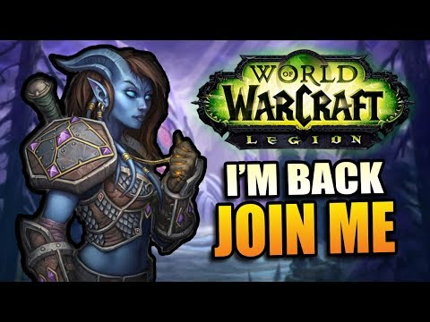 Join My Guild! // Nub's RP Let's Play // World Of Warcraft