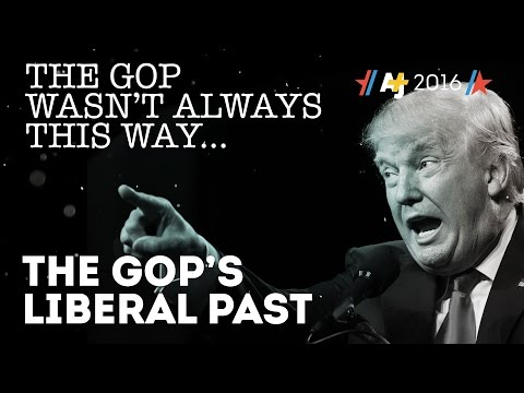 The GOP's Liberal History