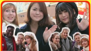 HOT HOBBIES in COOL WINTER for JAPANESE and FOREIGNERS?! Let's ask men and women's best hobbies.