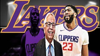 LZ Granderson Says Anthony Davis Joining Clippers Not Celtics Is SCARIER For Lakers Fans