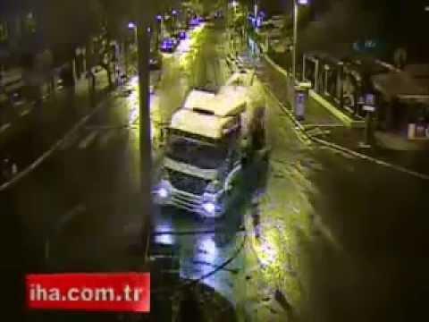 Zonguldak Mobese Kazaları
