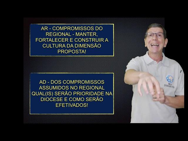 Vídeo 2 - Assembleias MCC