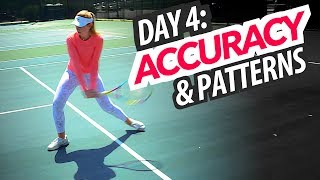 5 Days to Your BEST Backhand EVER | Day 4: Direction, Accuracy, and Patterns