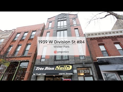 1939 W Division Street #R4, Chicago, IL 60622
