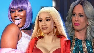 Cupcake snaps on Cardi B - Mariah Lynn snaps on Cupcakke over Fashion Nova Performance