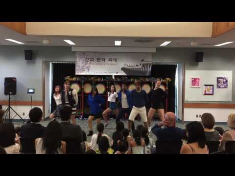 XTRM - Stanford K-Pop | Pleasanton Korea Culture Festival