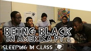 Being Black in America Talk Part 2