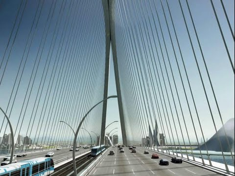 Revealed: The $32bn blueprint reshaping Bahrain ... |King Fahd Causeway Curvature