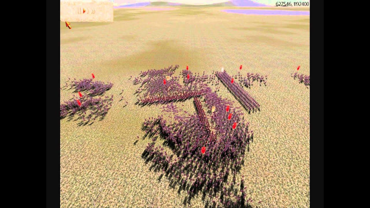300 Spartans Vs 3000 Romans - YouTube