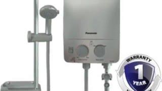 Shower Water Heater- Panasonic Instant Water Heater