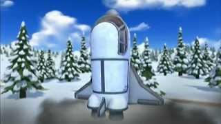 Pororo - Eddy op de maan