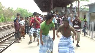 2014 ICC World T20 Flash Mob By 13BB Boys, Tangail