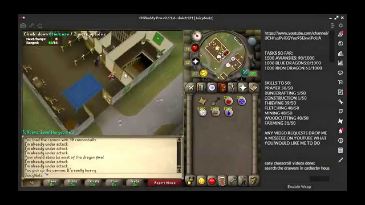 OSRS CLUE ANAGRAM COPPER ORE CRYPTS CHALLENGE SCROLL (HARD)