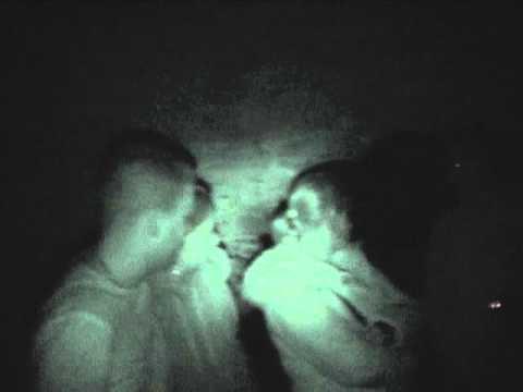 spooky noise inside dudley castle