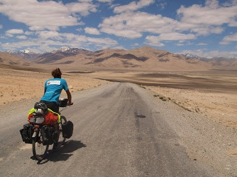 Tajikistan - Pamir Highway by bicycle