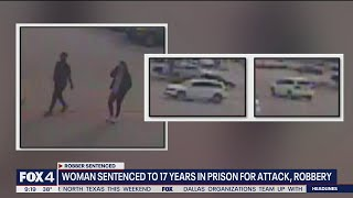 Woman given 17 year sentence after using Taser to rob 71 year old woman in Burleson