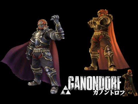 Ssbb Ganondorf