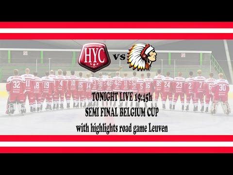 HYC-Chiefs Leuven