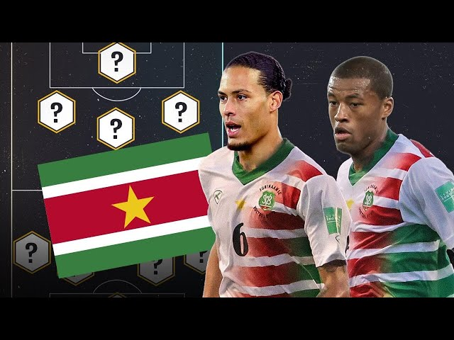 The INCREDIBLE XI Suriname could have had with all these dual nationality players | Oh My Goal