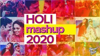 Holi Mashup 2020 Best Holi Hindi Songs Remix Bharat Bass