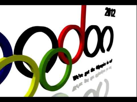 Olympics 2012 Logo Animation